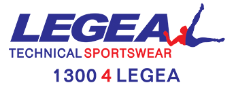 LEGEA Technical Sportswear logo